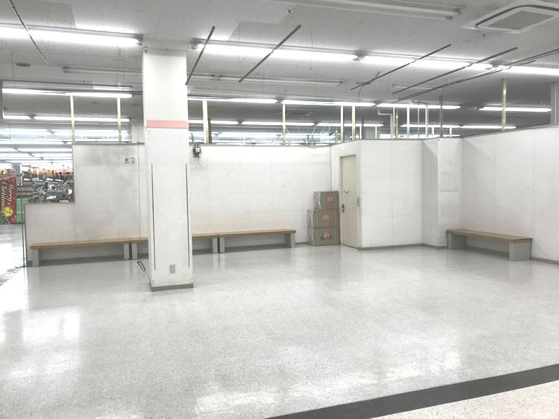 テナント募集中(20坪)